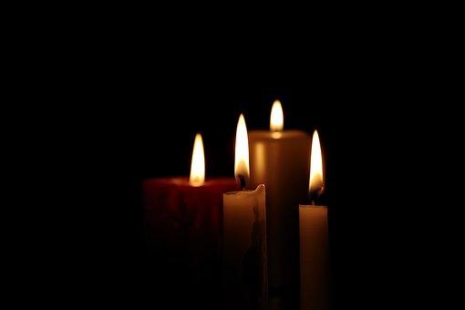 Kynttilä, Valo, Vainajainpäivä, Muisti