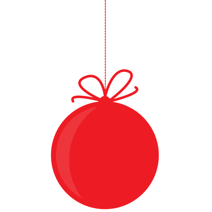Christmas Ball Decoration Free Image On Pixabay
