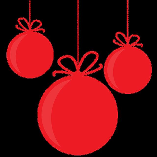 Christmas ball decoration free image on pixabay - Decoration boule de noel en polystyrene ...