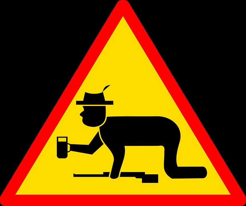 Achtung zeichen