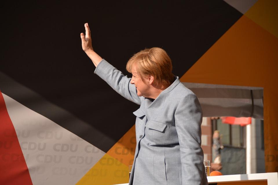 Merkel, Bundeskanzlerin, Angela Merkel, Cdu