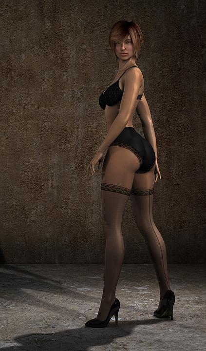 ef0826d55 Woman Boudoir Lingerie - Free photo on Pixabay