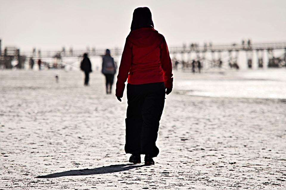e5fbb2887e North Sea Walk Rest Beach - Free photo on Pixabay