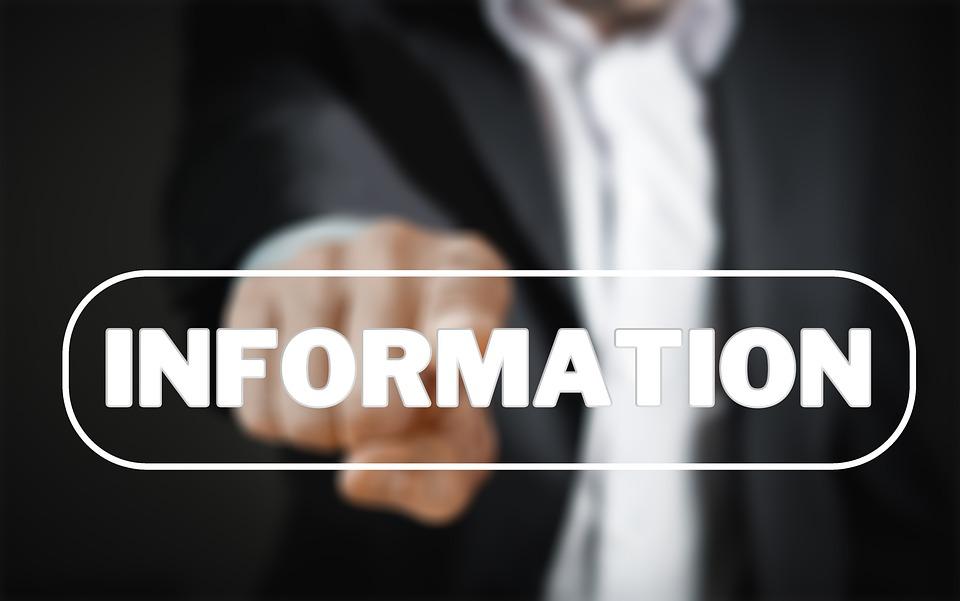 Information, Hand, Touch, Finger, Man, Businessman