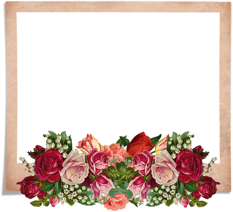 Marco De La Rosa Vintage Bouquet · Imagen gratis en Pixabay