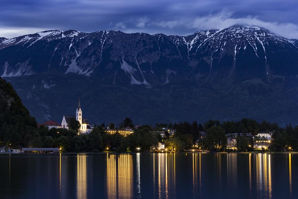 Bled Slowenien Landschaft · Kostenloses Foto auf Pixabay
