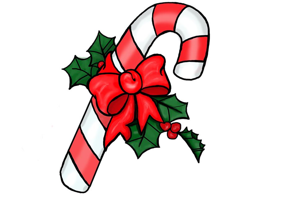 Dibujo Navidad Imagen Gratis En Pixabay - Dibujo-navidad