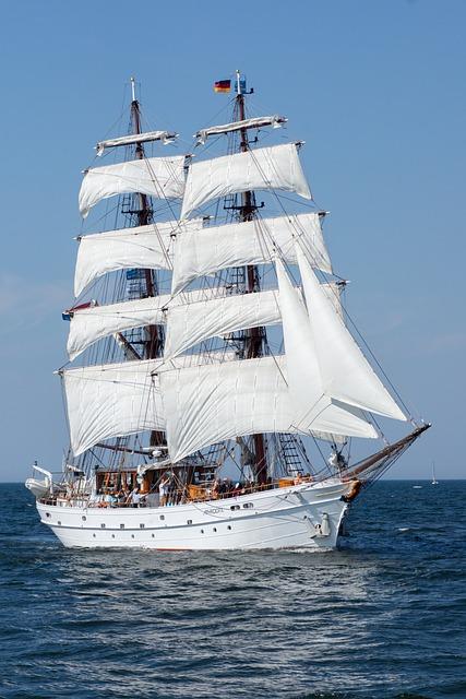 Ship Hanse Sail Baltic Sea · Free photo on Pixabay