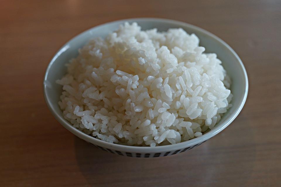 白米, 日本食, レストラン, 料理, 玄米