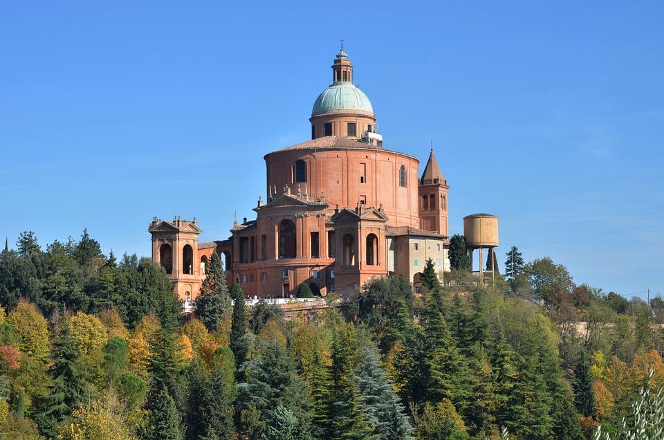 Sanctuary, Madonna, San Luca, Bologna