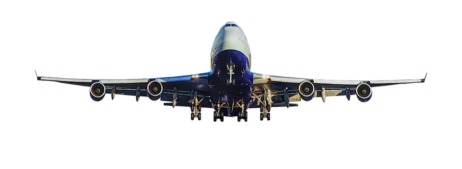 Airline, Airplane, B-747, Plane Aircraft