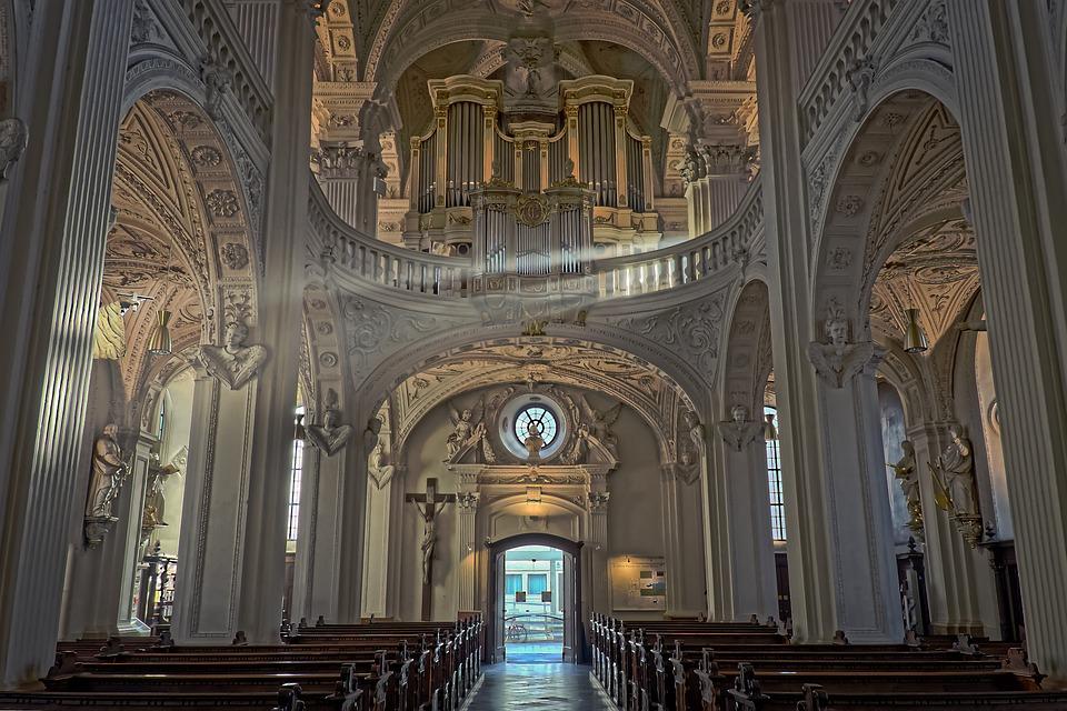 Kostenloses Foto: Architektur, Kirche, Bauwerk