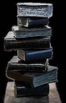 Libros, Libro, Pila, Edad, Papel