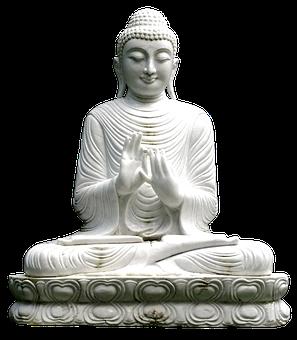 Buddha, Pray, Figure, Stone, Temple