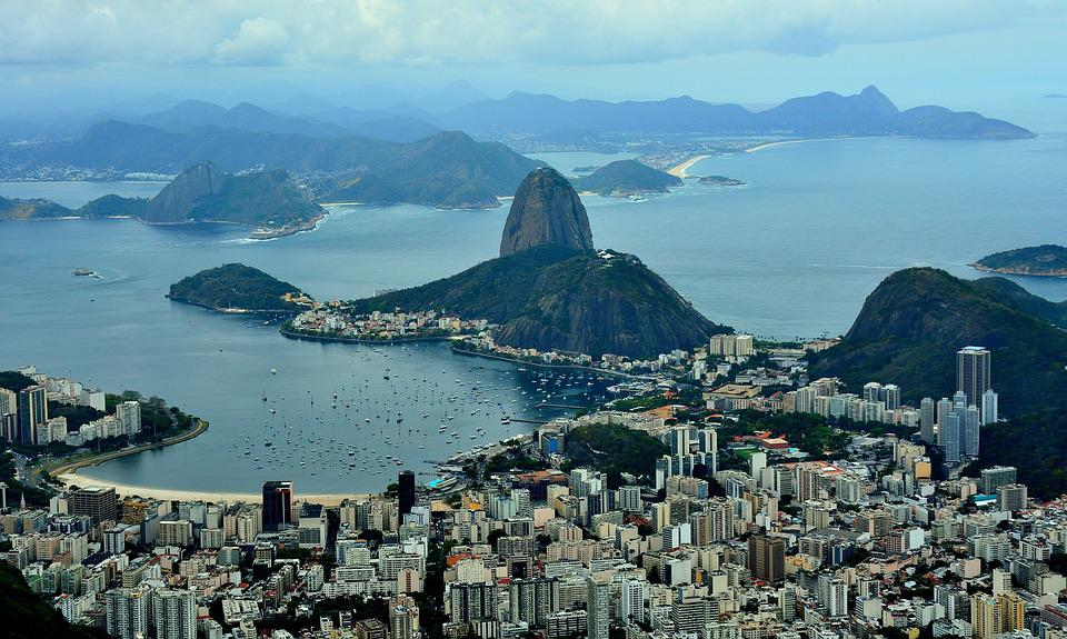 most beautiful cities in the world :RIO DE JANEIRO