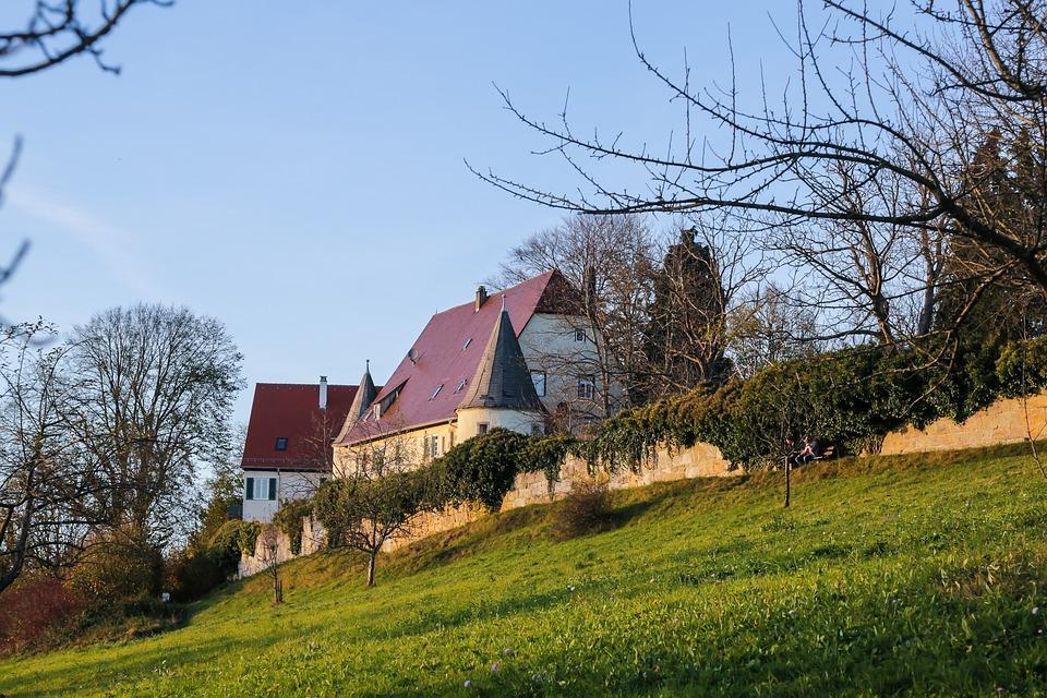 Kloster Adelberg, Kloster, Göppingen, Klostermauer