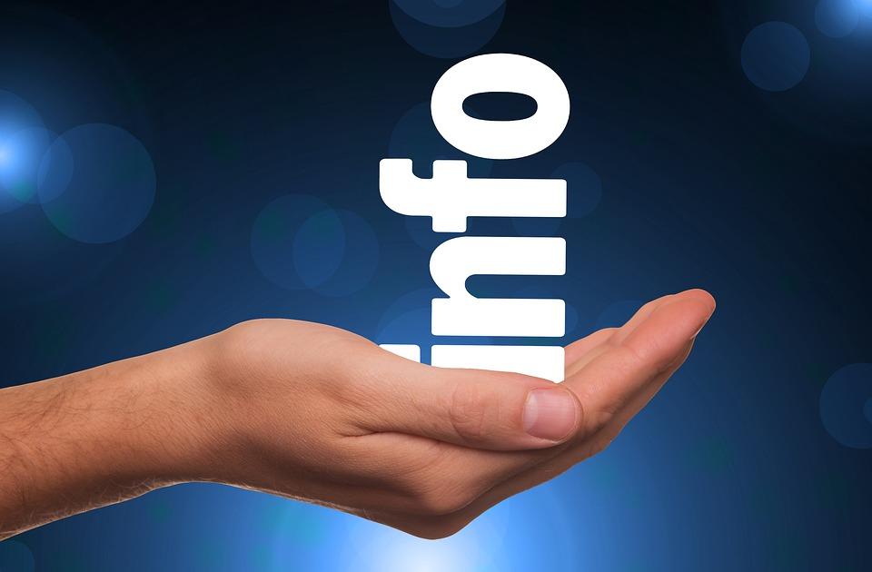 Информация, Ръка, Референтната, Запитване, Материя