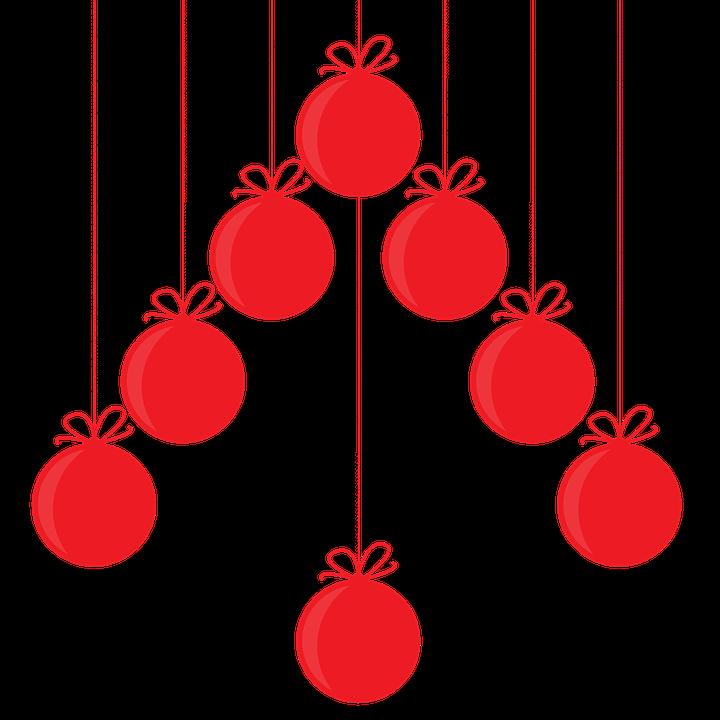 Christmas Ball Decoration Free Image On Pixabay