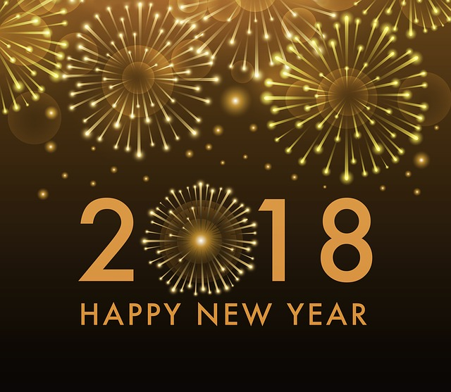 New Year'S Day 2018 Eve · Free image on Pixabay