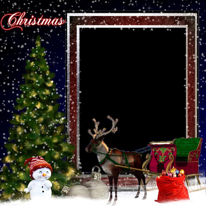 Rahmen Bild Weihnachten · Kostenloses Bild auf Pixabay