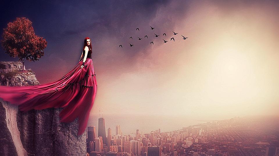 photo manipulation fantasy city free photo on pixabay