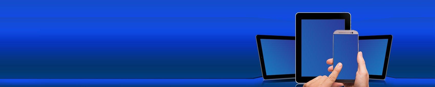 Computer, Smartphone, Online, Digital