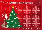 advent, calendar