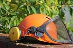 helmet, helm, gardening