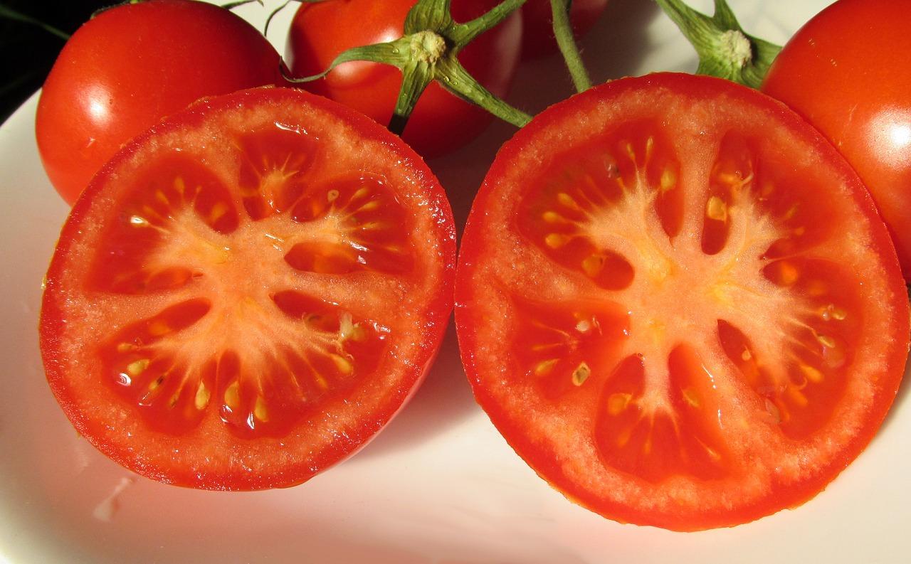 Фото помидор в разрезе