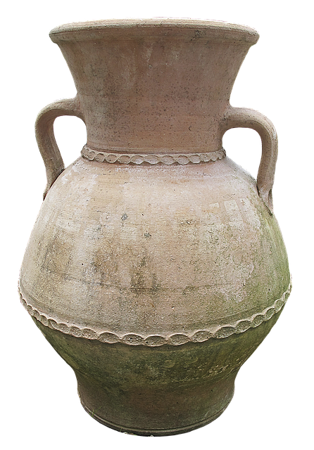 Floor Vase Amphora Terracotta Free Photo On Pixabay