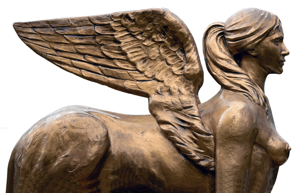 angel wing sculpture free photo on pixabay