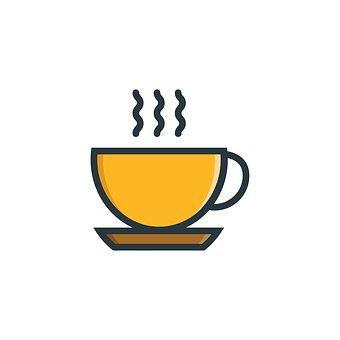 コーヒー, ドリンク, コーヒーを飲む, カップ, 人, 大人, 女性