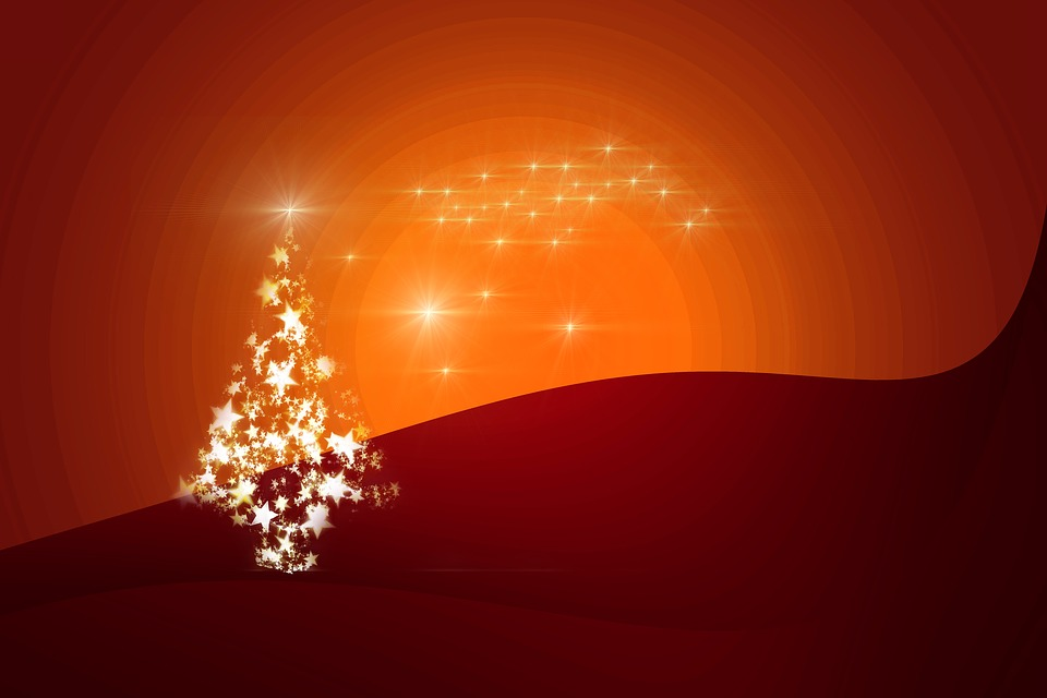 Sfondi Natalizi Oro.Natale Star Avvento Foto Gratis Su Pixabay