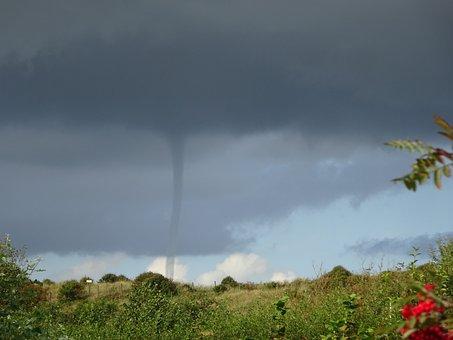 Tornado, Sky, Weather, Forward