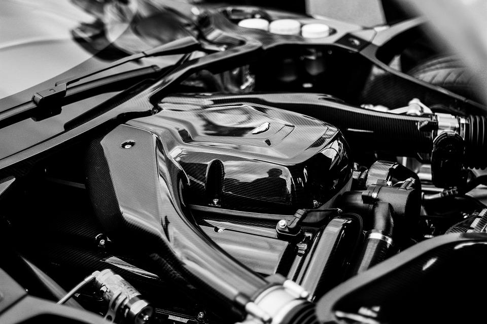 Aston Martin Vulcan Engine Free Photo On Pixabay