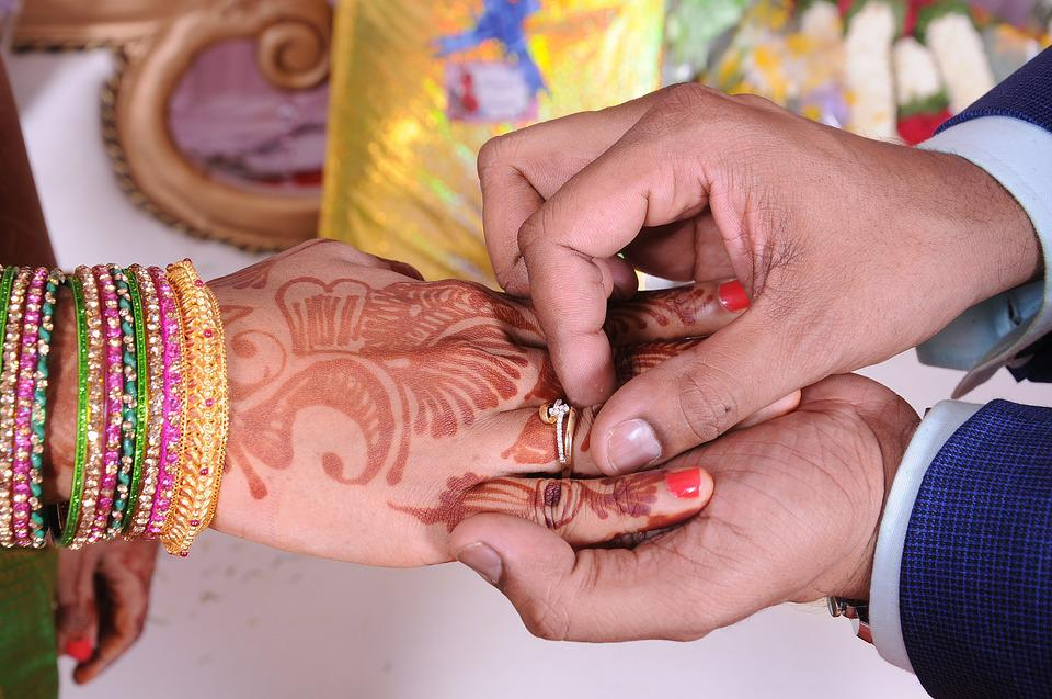 Free photo: Mehandi, Bridal, Indian Girl, Hand - Free Image on ...