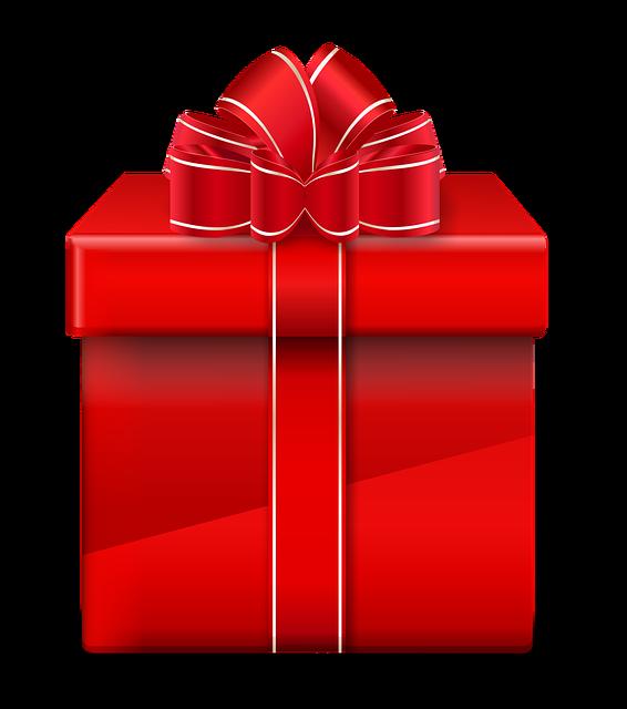 Gift red christmas · free image on pixabay