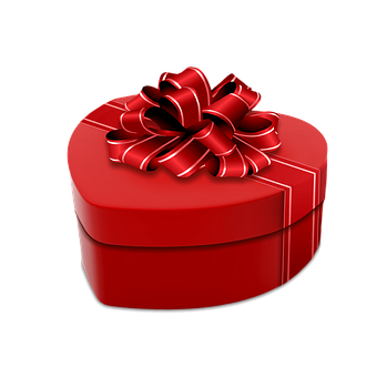 ギフト, 赤のギフト, クリスマスプレゼント, クリスマス, 休日