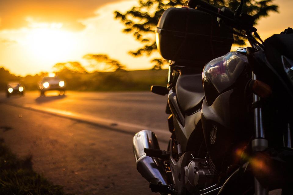 bike motorcycle road free photo on pixabay