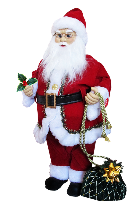 Father Christmas Images Free.Father Christmas Santa Claus Xmas Free Photo On Pixabay