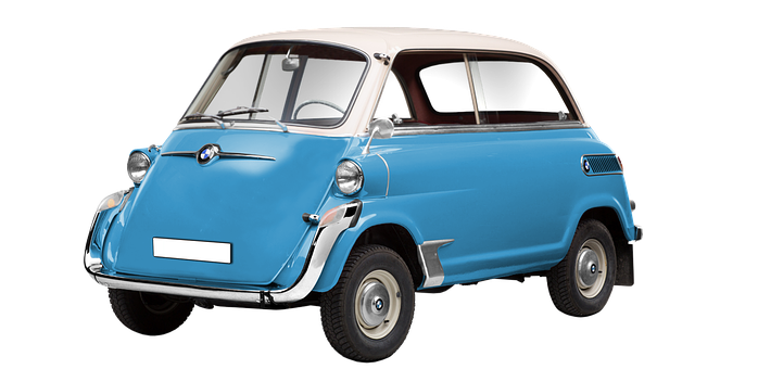 Bmw 600, Year Of Construction 1957-1959