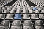 stadium, grandstand