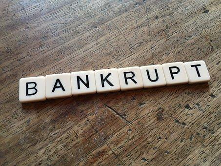 Bankrupt, Insolvent, Bankruptcy, Debt