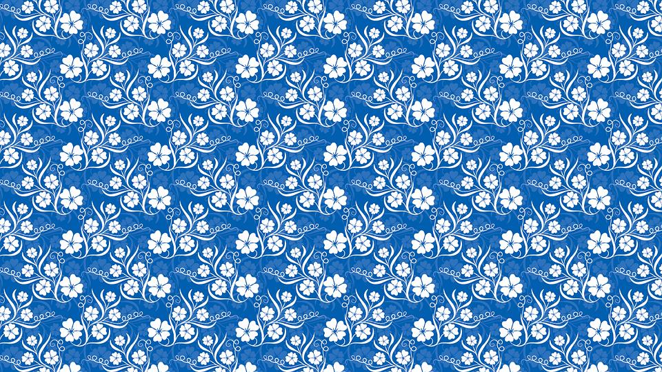 Unduh 5000+ Wallpaper Biru Bunga