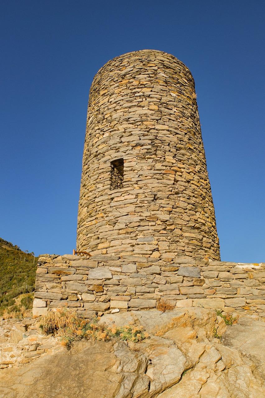 Башни картинки каменные