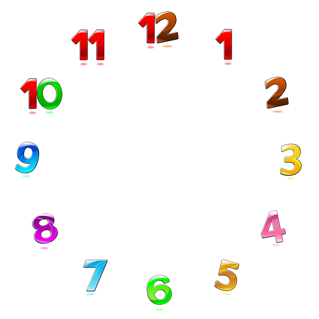 Clock Face Time · Free image on Pixabay