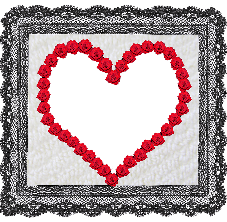 Frame Heart · Free image on Pixabay