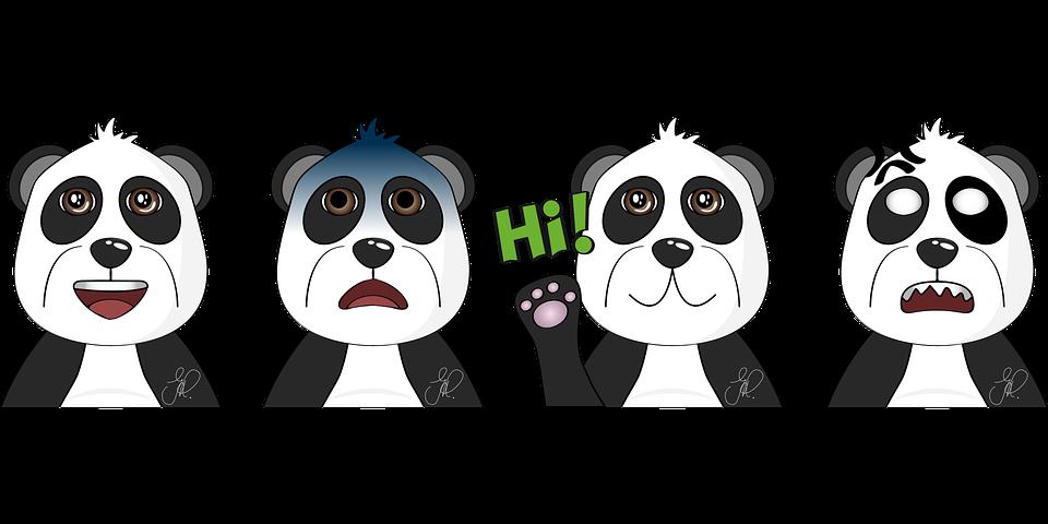 comic panda