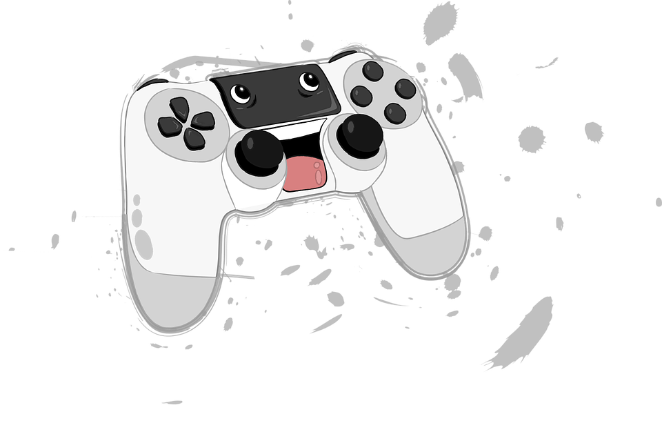 Controller Game Video Free Vector Graphic On Pixabay