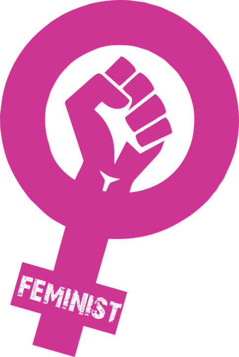 Feminist, Feminism, Woman'S Rights, Slogan, Female